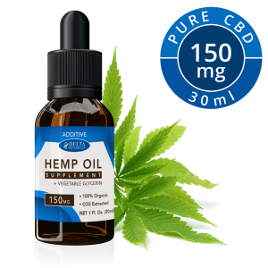 CBD Additive E Liquid - 150mg CBD | 30ml Vape Oil