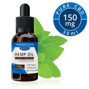 Peppermint CBD E Liquid - 150mg CBD | 30ml Vape Oil