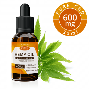 CBD Additive E Liquid - 600mg CBD | 30ml Vape Oil