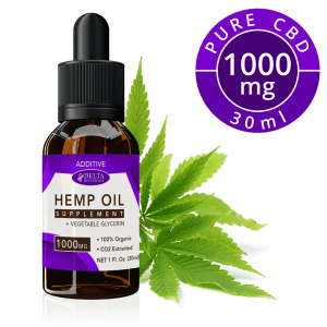 CBD Additive E Liquid - 1000mg CBD | 30ml Vape Oil